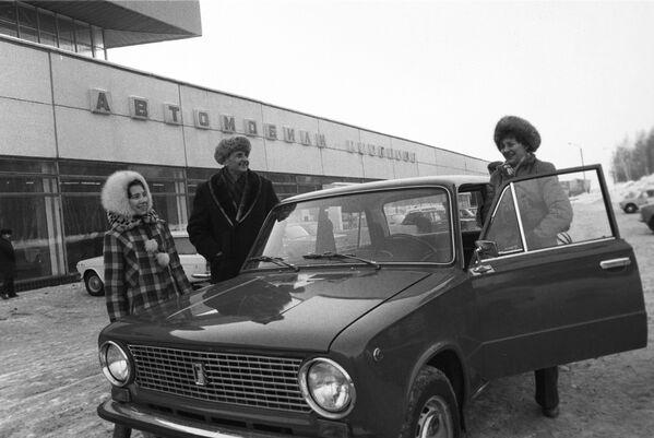 Dalla Fiat124 alla Lada Zhiguli, 45 anni di strada - Sputnik Italia