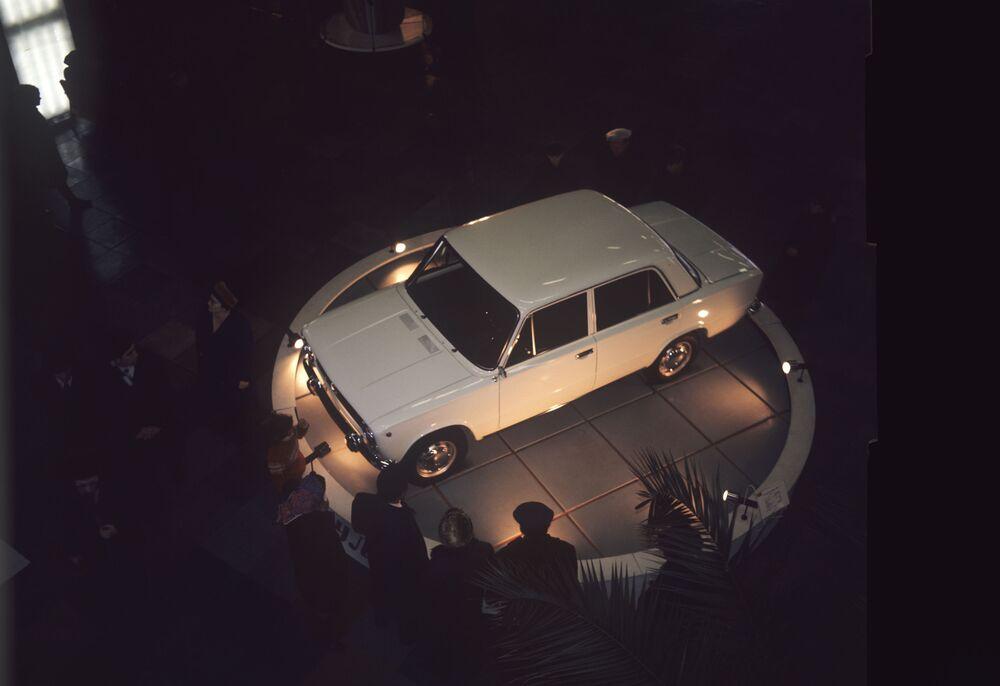 Dalla Fiat124 alla Lada Zhiguli, 45 anni di strada