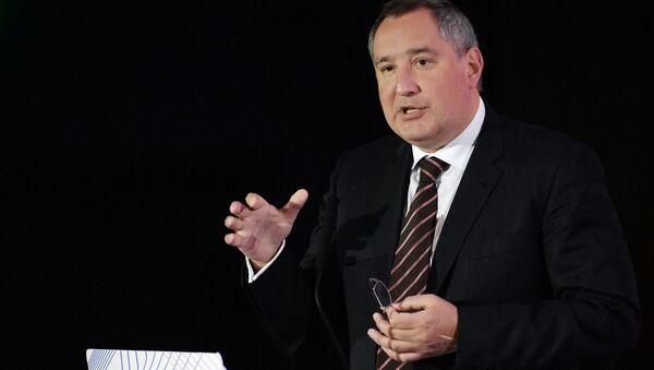 Dmitry Rogozin, vice primo ministro russo - Sputnik Italia