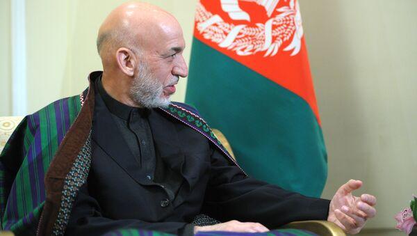 Hamid Karzai - Sputnik Italia