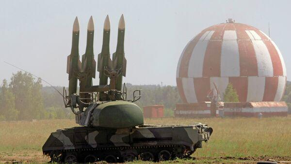 Il sistema missilistico Buk-M2 - Sputnik Italia