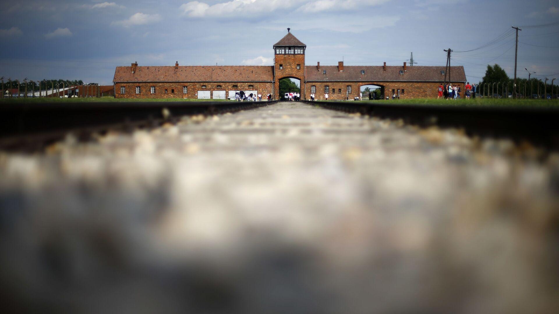 Lager di Auschwitz  - Sputnik Italia, 1920, 28.02.2021