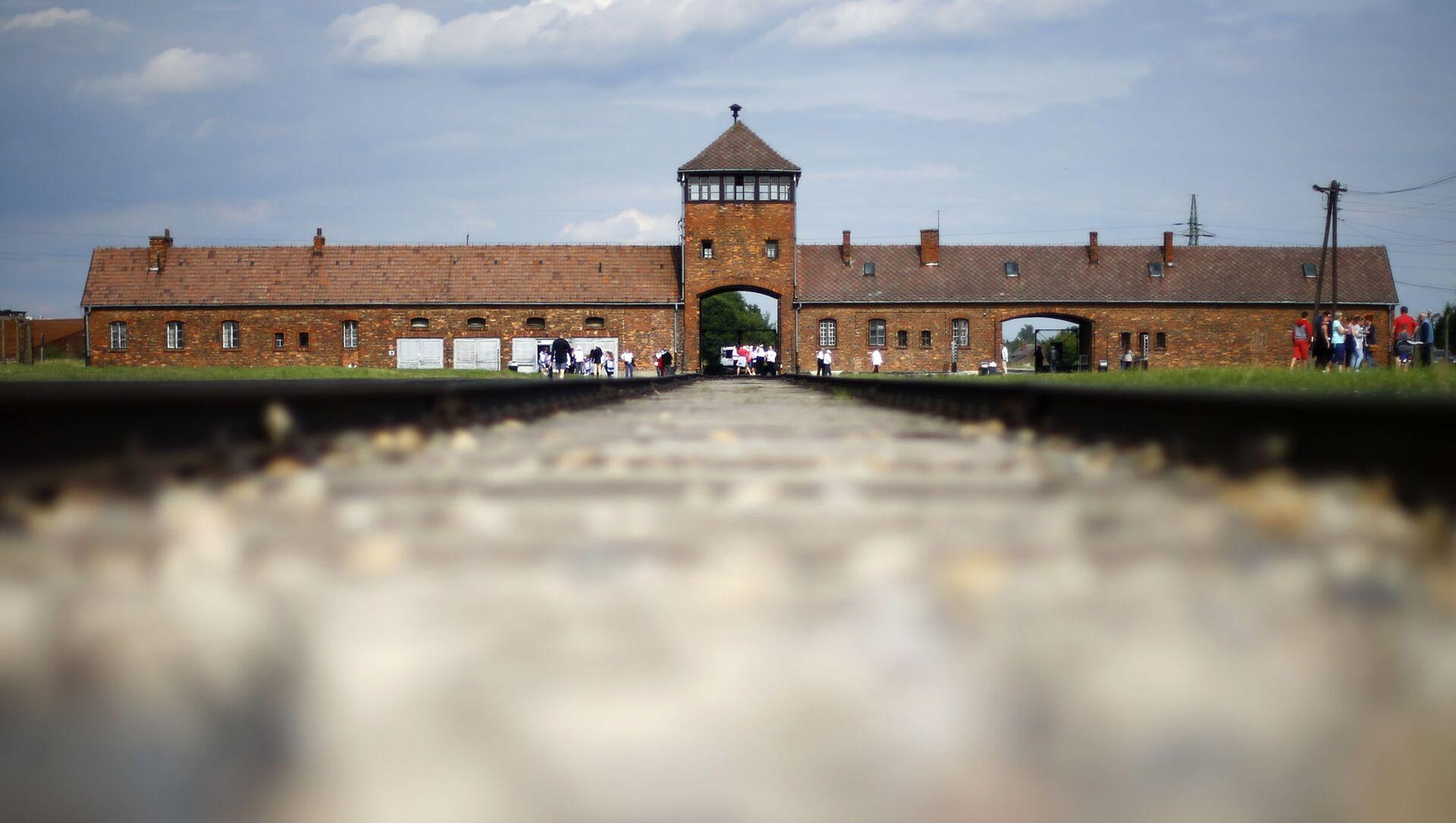 Lager di Auschwitz  - Sputnik Italia, 1920, 08.05.2021