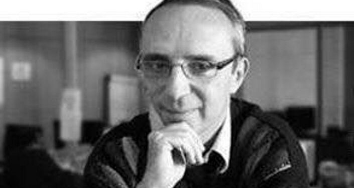 Massimo Zucchetti, ingegnere nucleare e docente al Politecnico di Torino, uno dei promotori della campagna No Guerra No Nato.