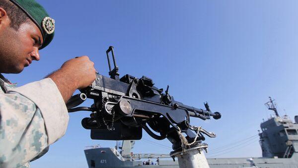 Un soldato iraniano - Sputnik Italia