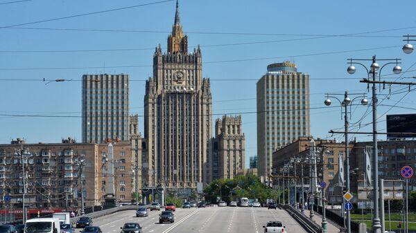 Il ministero degli Esteri della Russia - Sputnik Italia