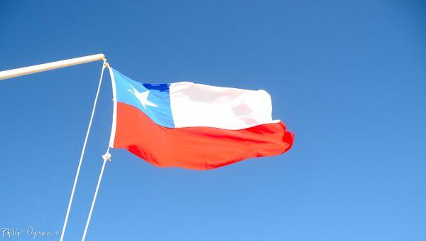 Bandiera del Cile - Sputnik Italia