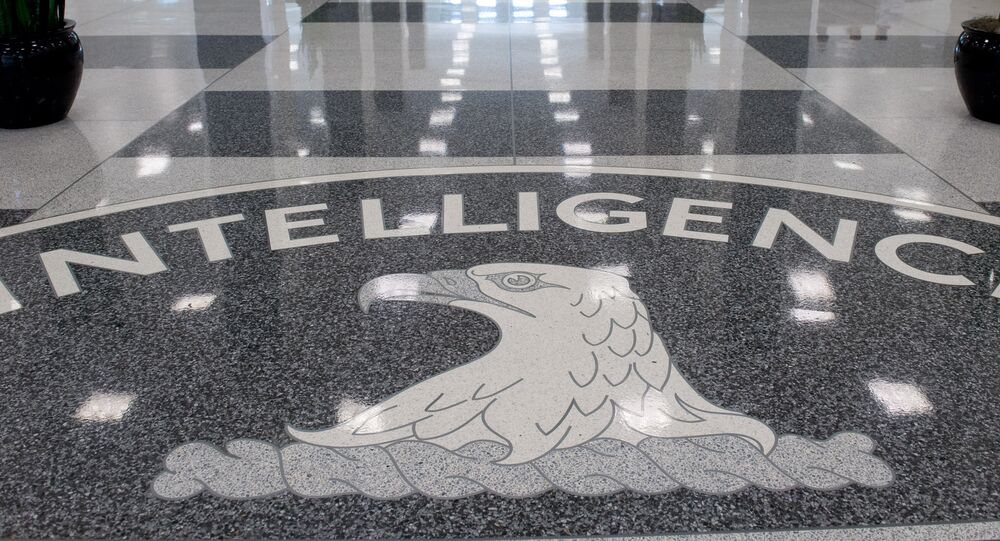 Quartier generale della CIA a Langley (Virginia)