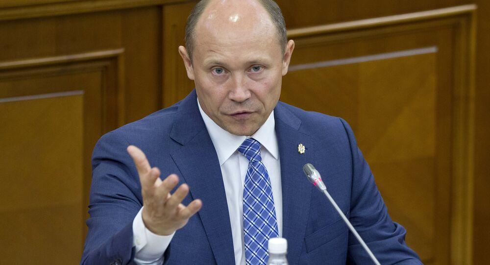 Valeriu Strelet, primo ministro della Moldavia