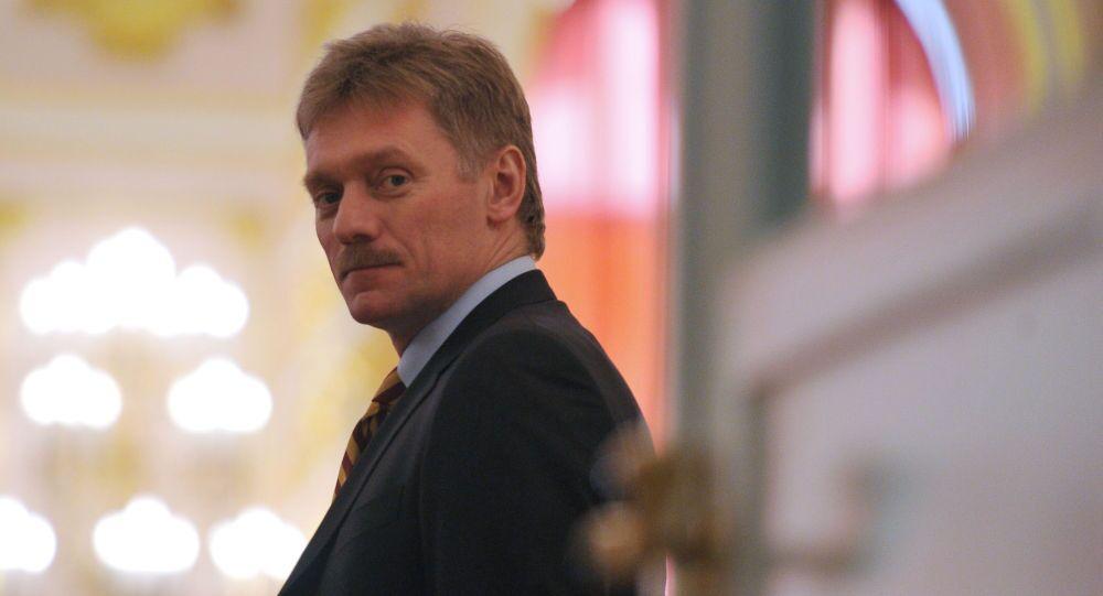 Dmitry Peskov, portavoce del presidente della Russia