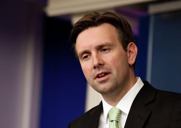 Josh Earnest, portavoce della Casa Bianca