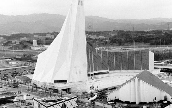 Il padiglione sovietico all'Esposizione Universale di Osaka del 1970 - Sputnik Italia