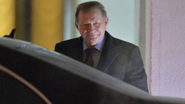 Ex presidente ucraino Leonid Kuchma - Sputnik Italia