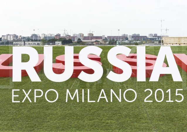 EXPO 2015 RUSSIA