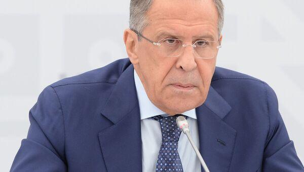 Ministro degli Esteri della Russia Sergey Lavrov - Sputnik Italia