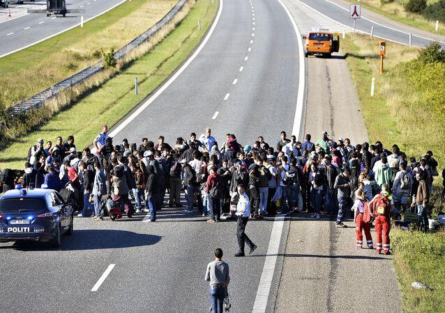 Migranti in Danimarca