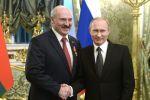 L'incontro tra i presidenti della Russia e Bielorussia Vladimir Putin e Alexander Lukashenko.