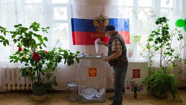 Elezioni regionali in Russia - Sputnik Italia