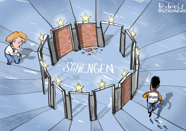 Quale futuro per il trattato di Schengen?