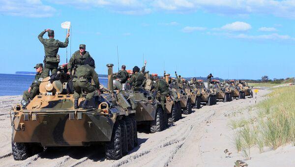 Russia-Bielorussia, esercitazioni militari congiunte - Sputnik Italia