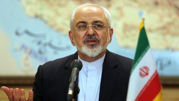 Il ministro degli Esteri iraniano, Mohammad Javad Zarif - Sputnik Italia