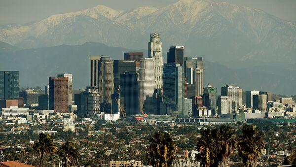 Panorama di Los Angeles, USA. - Sputnik Italia