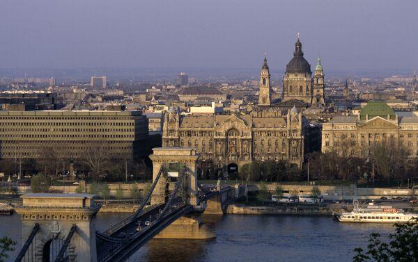 Panorama di Budapest, Ungheria. - Sputnik Italia
