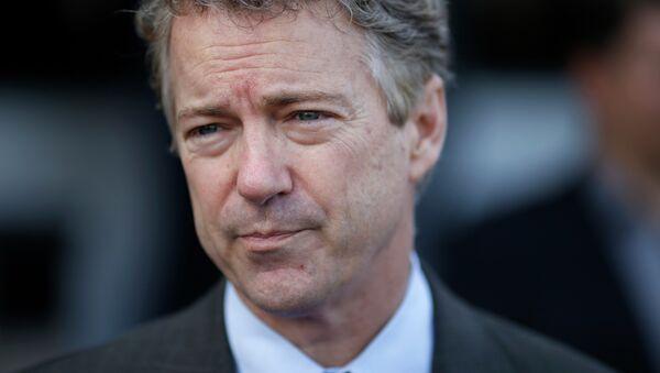 Senatore Rand Paul, candidato repubblicano alla presidenza USA - Sputnik Italia