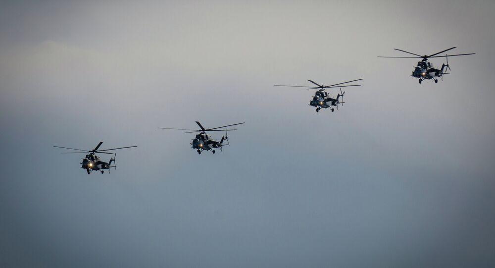 Elicotteri Mil Mi-24