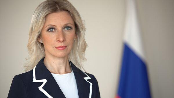 Maria Zakharova - Sputnik Italia