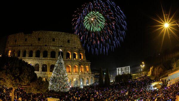 Il Colosseo - Sputnik Italia