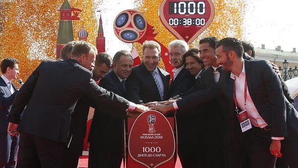 -1000 ai Mondiali di Calcio in Russia - Sputnik Italia