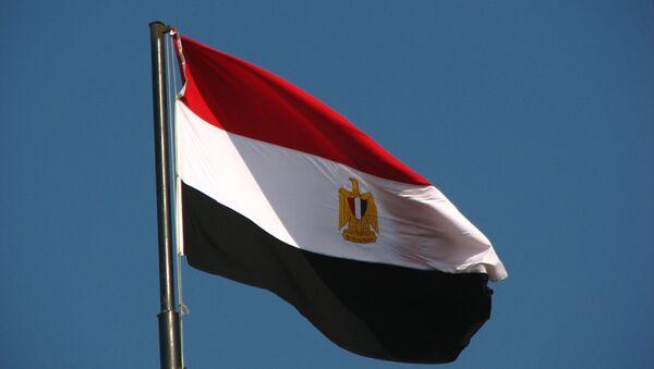 La bandiera egiziana - Sputnik Italia
