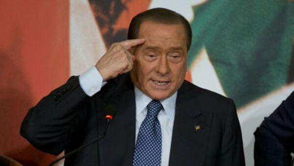 Silvio Berlusconi, presidente di Forza Italia - Sputnik Italia