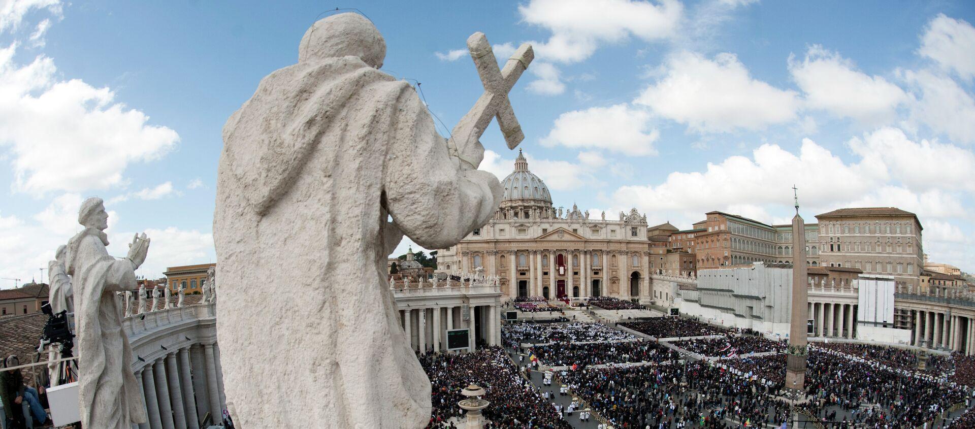 Convocato da papa Francesco sarà il ventinovesimo Giubileo cattolico della storia - Sputnik Italia, 1920, 29.09.2020