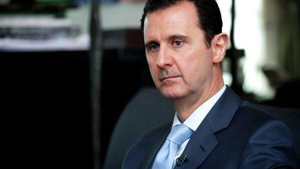 Bashar al-Assad ha dato l`intervista all`agenzia SANA - Sputnik Italia