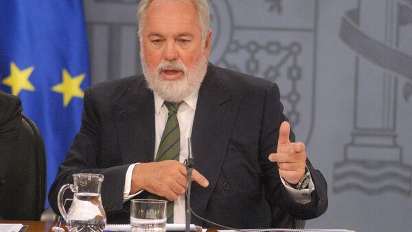 Miguel Arias Cañete - Sputnik Italia