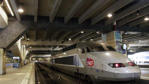 Treno alta velocità - Sputnik Italia