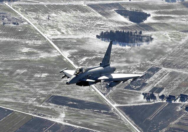 In caso di necessita` l`Italia potrebbe usare Le forze aeronautiche militari