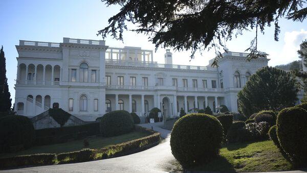 Il palazzo di Livadya a Yalta - Sputnik Italia