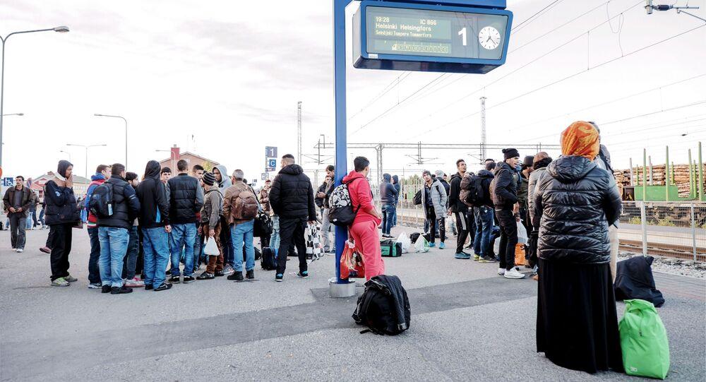 Profughi in Finlandia