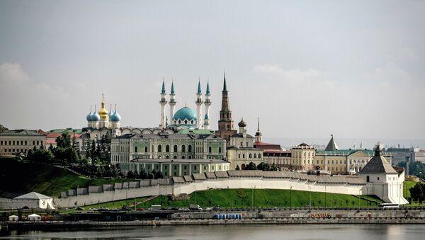 La moschea Kul Sharif nel Cremlino di Kazan: i  musulmani costituiscono un settimo della popolazione della Federazione Russa - Sputnik Italia