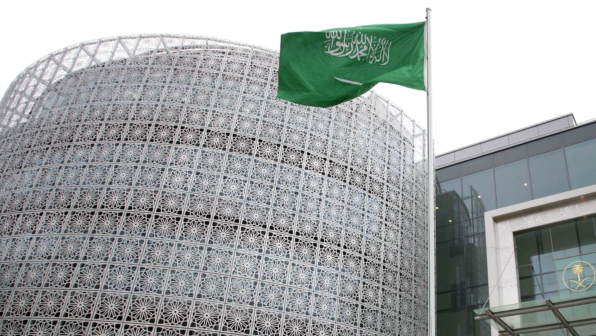 La bandiera dell'Arabia Saudita - Sputnik Italia, 1920, 13.02.2021