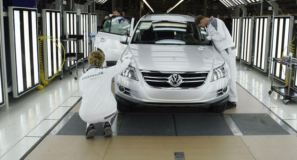 Volkswagen Rus Group