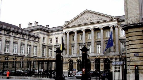 Il parlamento belga - Sputnik Italia