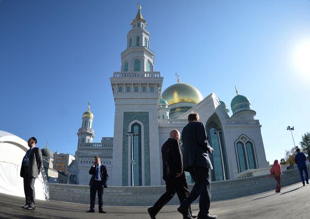 Moschea di Mosca
