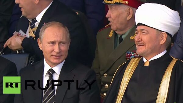 Inaugurazione della moschea a Mosca - Sputnik Italia