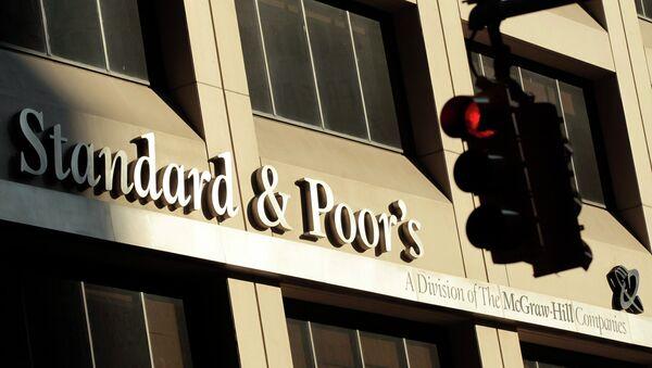Agencia de calificación de riesgos Standard & Poor's (S&P)  - Sputnik Italia
