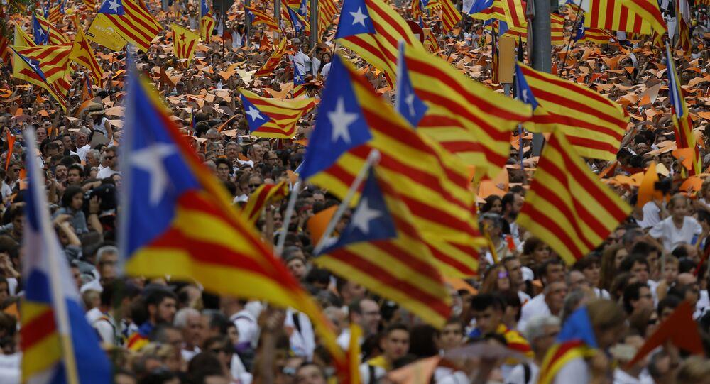 Bandiere della Catalogna