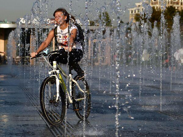 Meglio tardi che mai, l'estate fuori stagione di Mosca - Sputnik Italia